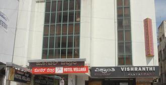 Hotel Vellara - Bangalore - Bygning