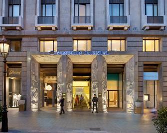Mandarin Oriental, Barcelona - Barcelona - Building