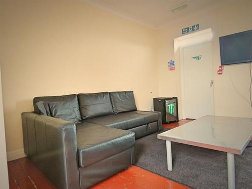 Harley Hotel - Adults Only - Sheffield - Living room