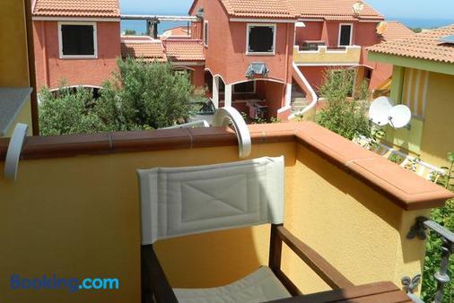 Real B&B Primo Sole - Castelsardo - Balcony