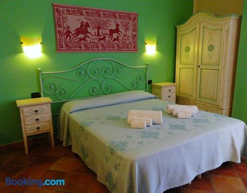 Real B&B Primo Sole - Castelsardo - Bedroom