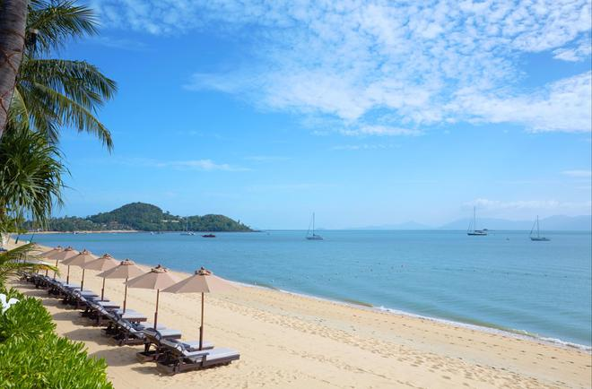 Bo Phut Resort & Spa - Ko Samui - Beach