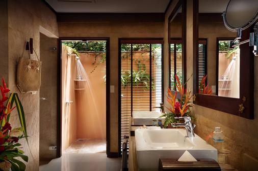 Bo Phut Resort & Spa - Ko Samui - Bathroom