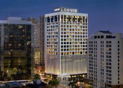 Loews New Orleans Hotel - New Orleans - Bygning