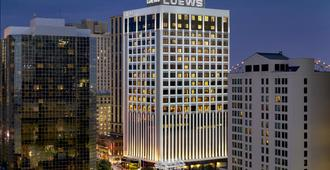 Loews New Orleans Hotel - New Orleans - Building