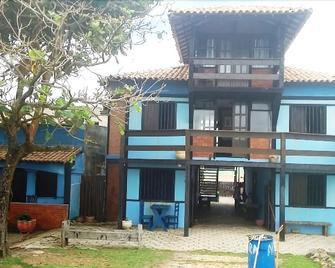 Pousada Arara Azul - Conceição da Barra - Gebäude