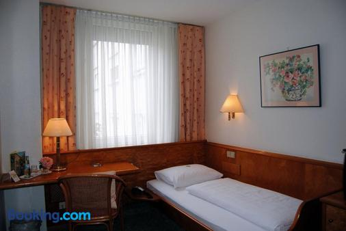 Hotel Kurpfalzstuben - Mannheim - Bedroom