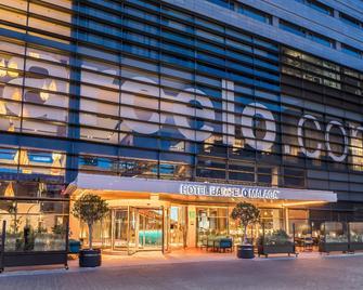 Barceló Málaga - Malaga - Budynek