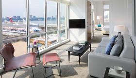 Ink 48 Hotel - Nueva York - Sala de estar
