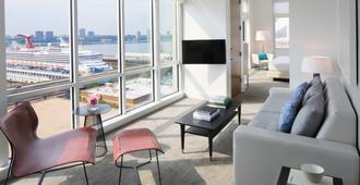 Ink 48 Hotel - New York - Living room