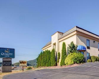 Quality Inn Troutville - Roanoke North - Troutville - Gebouw