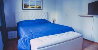 F&F Hostel - פונטה דל אסטה - חדר שינה