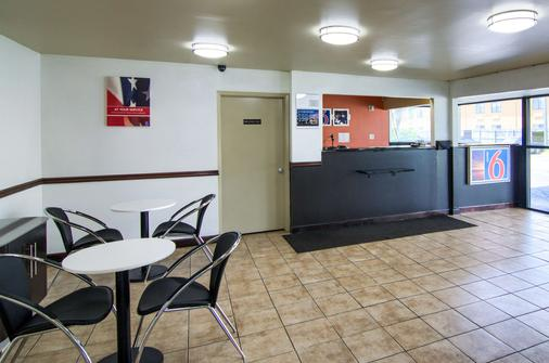 Motel 6 Saraland, AL - Сараленд - Ресепшен