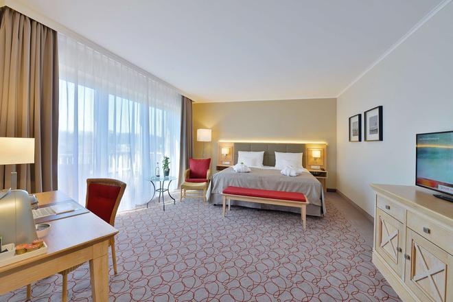 Best Western Premier Alsterkrug Hotel - Hamburg - Bedroom