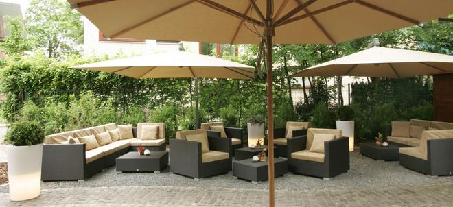 Best Western Premier Alsterkrug Hotel - Hamburg - Innenhof