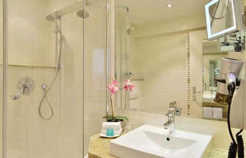 Best Western Premier Alsterkrug Hotel - Hamburg - Bathroom