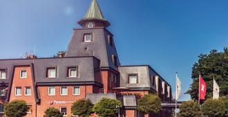 Best Western Premier Alsterkrug Hotel - Amburgo - Edificio