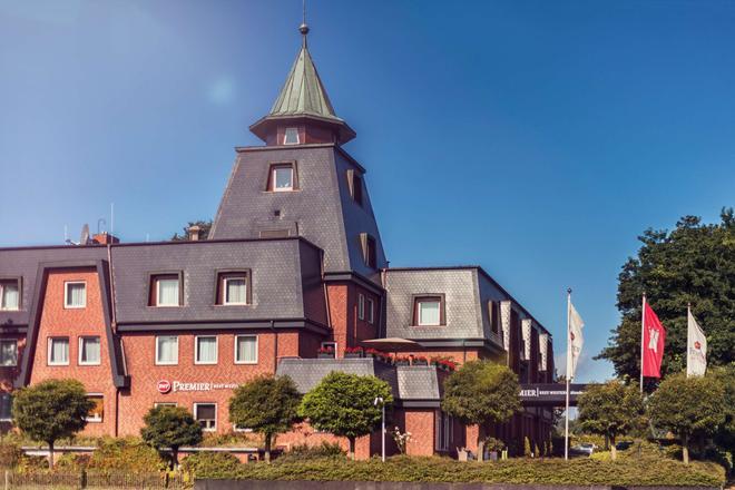 Best Western Premier Alsterkrug Hotel - Hamburg - Gebäude