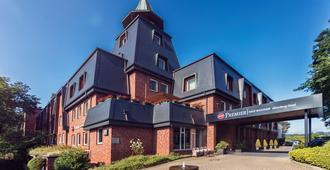 Best Western Premier Alsterkrug Hotel - Hamburgo - Edificio