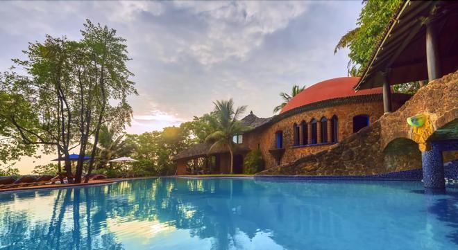 Nilaya Hermitage - Arpora - Pool