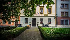 Pension City - Pilsen - Edificio