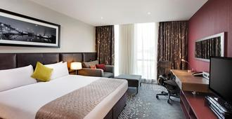 Holiday Inn Bristol City Centre - Bristol - Soverom