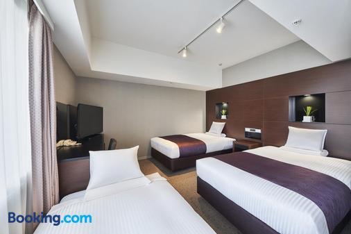 Hotel Mystays Shimizu - Shizuoka - Phòng ngủ