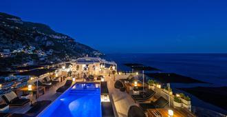 Hotel Villa Franca - Positano - Piscine