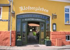 Pension Klostergaarden Hotel - Allinge - Edificio