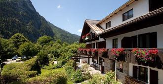 Das Posch Hotel - Oberammergau - Edificio