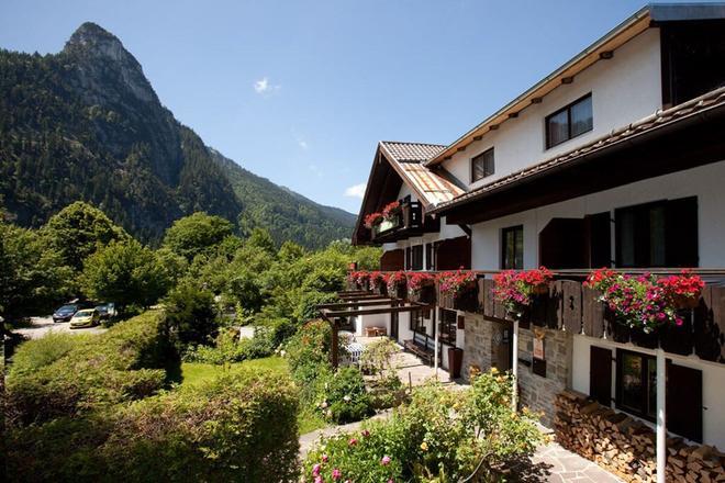 Das Posch Hotel - Oberammergau - Rakennus