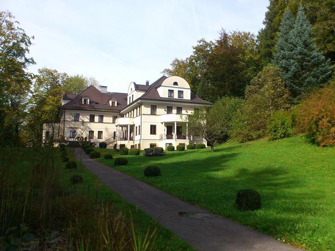 Villa Toscana - Füssen - Rakennus