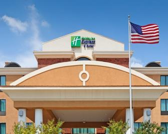 Holiday Inn Express & Suites Gulf Shores - Галф-Шорз - Здание