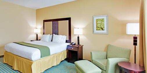 Holiday Inn Express & Suites Gulf Shores - Gulf Shores - Makuuhuone