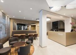 Hotel Savoy Bern - Bern - Front desk