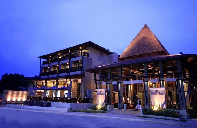 Ananta Burin Resort - Ao Nang - Edificio