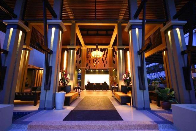 Ananta Burin Resort - Ao Nang - Recepción