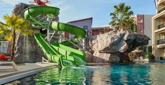 Ananta Burin Resort - Ao Nang - Tesis olanığı