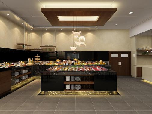 弗洛拉阿爾巴沙酒店 - 杜拜 - 杜拜 - 自助餐