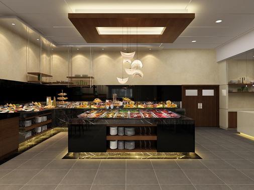 Flora Al Barsha Hotel - Ντουμπάι - Μπουφές