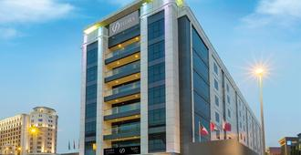 Flora Al Barsha Hotel At The Mall - Dubai - Building
