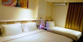 Macchi Hotel - Taipei - Bedroom