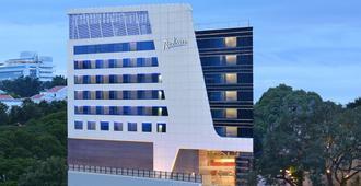 Radisson Bengaluru City Center - Bangalore - Edificio