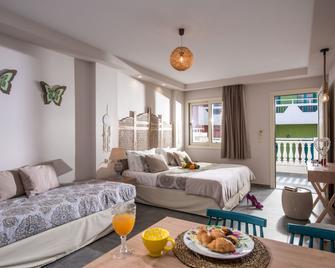 Sarpidon Apartments - Маллія - Bedroom
