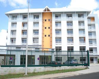 Centre International De Séjour - Hostel - Fort De France - Bâtiment