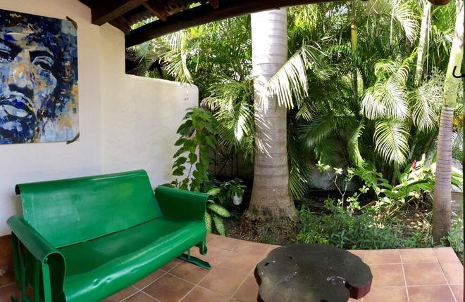 Rancho Chilamate Guest Ranch - Escamequita - Patio