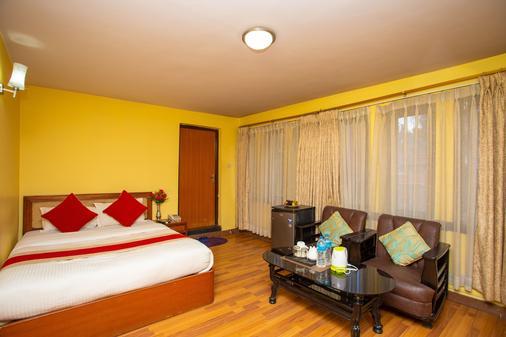Hotel Blue Horizon - Kathmandu - Phòng ngủ