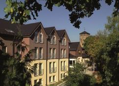 Panoramahotel & Restaurant am Marienturm - Rudolstadt - Building