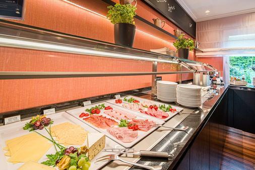 Best Western Raphael Hotel Altona - Hamburg - Buffet