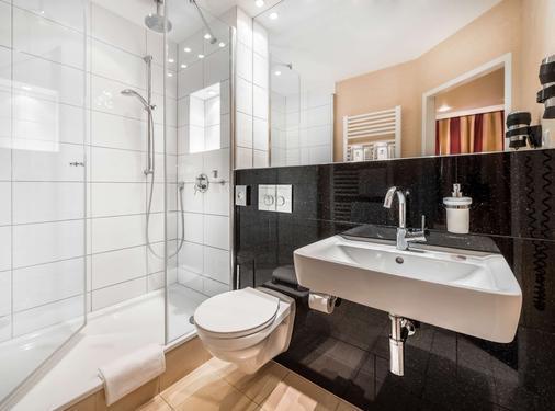 阿爾托那貝斯特韋斯特拉斐爾酒店 - 漢堡 - 漢堡 - 浴室